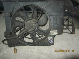 Вентиляторы радиатора Volkswagen Т5