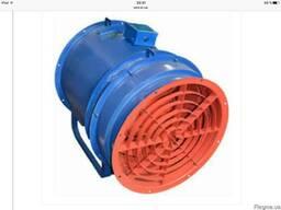 Вентиляторы шахтные местного проветривания ( ВОЭ- 5)