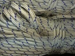 Веревка капроновая 4мм 100м