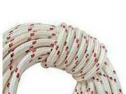 Веревка капроновая плетенная