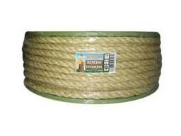 Веревка сизалевая 10,0мм (на катушке 70м)