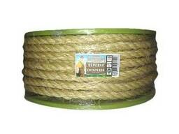 Веревка сизалевая 12,0мм (на катушке 50м)