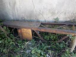 Продам стрела ( решетчатая ) драглайна ЭО-10011, ЭО-5111.