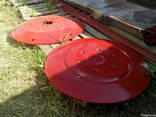 Тарелка верхняя косилки роторной Z-169 1.65 m Bomet, Wirax, - фото 2