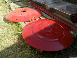 Тарелка верхняя, нижняя косилки роторной Z-169