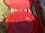 Тарелка верхняя косилки роторной Z-169 1.65 m Bomet, Wirax, - фото 3