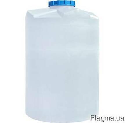 Емкость вертикальная для воды 1000 (л)