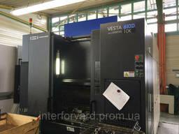 Вертикально-Фрезерный Обрабатывающий Центр С ЧПУ Vesta-610D
