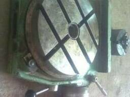 Вертикально-горизонтальный поворотный стол ф250(новый)