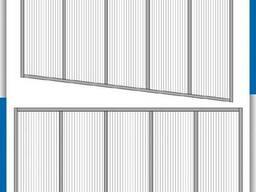 Промышленное остекление - вертикальное и горизонтальное