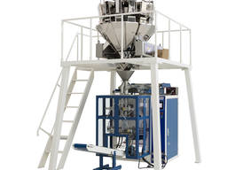 Вертикальный фасовочно-упаковочный автомат