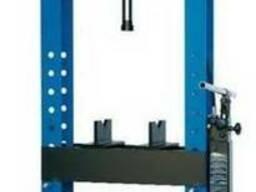 Вертикальный гидравлический пресс OMA 654B, вес 165 кг
