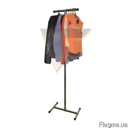 Вешалка для одежды в офис или дом