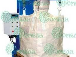 Весовой дозатор для автоматической загрузки мягких контейнер