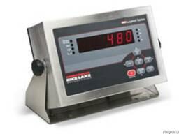 Весовой индикатор из нержавеющей стали 480 Legend (США)