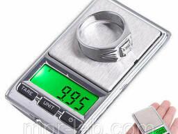 Весы цифровые Mini DS-500 двухуровневые 100g x 0. 01g /. ..