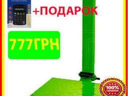 Весы электронные торговые напольные 100кг с усиленной. ..