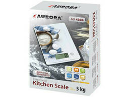 Весы кухонные электронные Aurora на 5 кг