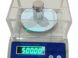 Весы лабораторные электронные ПРОК ВЛ-600-0.01 600 грамм