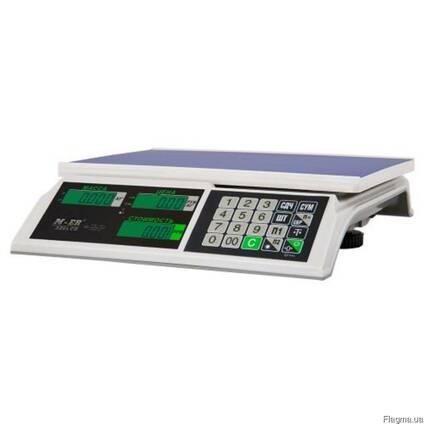 Весы Mercury M-ER 326-15.2 LCD