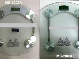 Весы напольные электронные Domotec MS-2003А (MS-2003B)