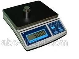Весы настольные с функцией тарирования, суммирования, счета