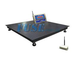 Весы платформенные беспроводные ВПД-Р от 1000х1000 мм до 200