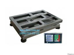 Весы платформенные Олимп ВПЕ-102-C16 600 кг