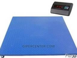 Весы платформенные, промышленные Trionyx П1212-СН-1500 A6