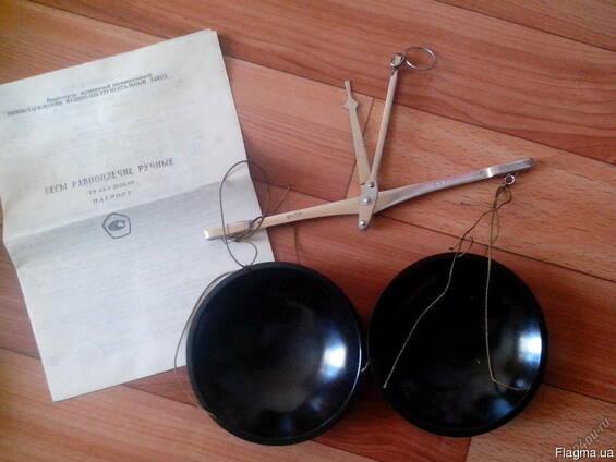 Весы равноплечии ВР-100