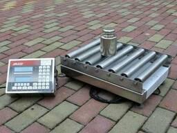Весы рольганговые BDU150-0405-Р Стандарт AXIS