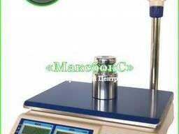 Весы торговые 30 кг ВТНЕ1 Т2К (Дозавтоматы)