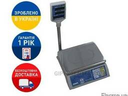 Весы торговые электронные Вагар VP-L до 15 кг
