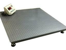 Весы ВПД1215Л товарные электронные