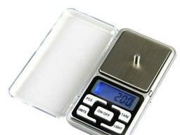 Весы ювелирные карманные электронные до 200г, 0.01г точность
