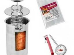 Ветчинница biowin термометр набор пакетов.