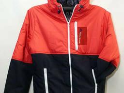 Ветровка, куртка мужская на синтепоне Reebok