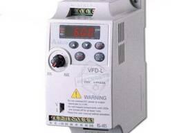 VFD 004L21B преобразователь частоты 220в 0, 4 квт
