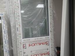 Продам металлопластиковую дверь 850*2100