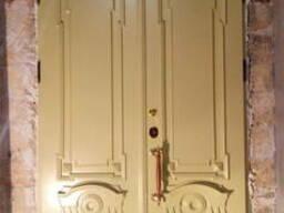 Входные бронированные двери - фото 6