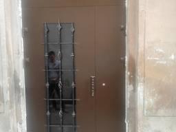 Входные бронированные двери (парадная, тамбур) - фото 5