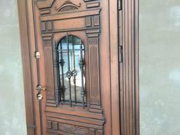 Входные бронированные двери (парадная, тамбур) - фото 8