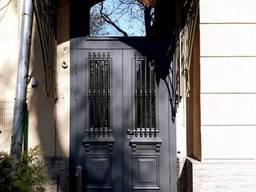 Входные бронированные двери под ключ. От производителя.