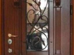 Входные двери - Бронедвери - Металлические двери- Киев - Куп