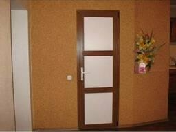 Входные и межкомнатные двери,металлопластиковые окна