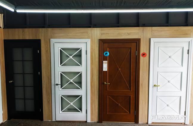 Входные и межкомнатные двери, а так же металлопластиковые ко