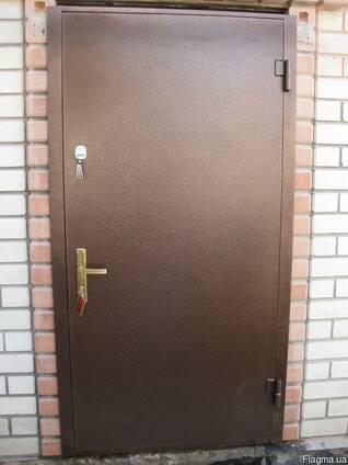 Входные и подъездные металлические двери по Вашим размерам