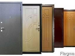 Металлическую Входную Дверь Недорогую