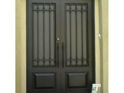 Входные металлические двери №2