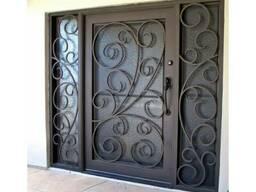 Входные металлические двери №8